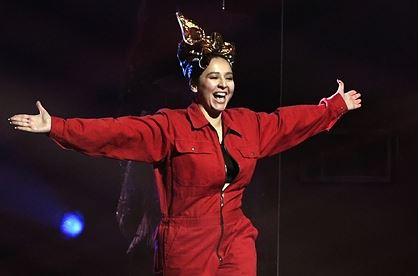 Manizha прокомментировала итоги «Евровидения» Шоу бизнес