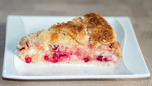 """Яблочный насыпной пирог """"Три стакана"""" - очень простой рецепт выпечка,кулинария,яблочный пирог"""