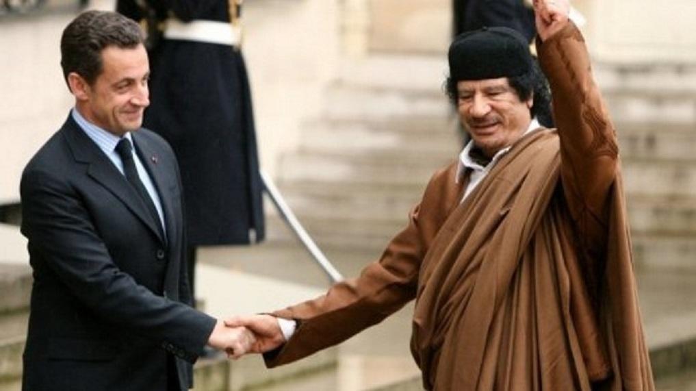 «Сделка между Муаммара Кадда…