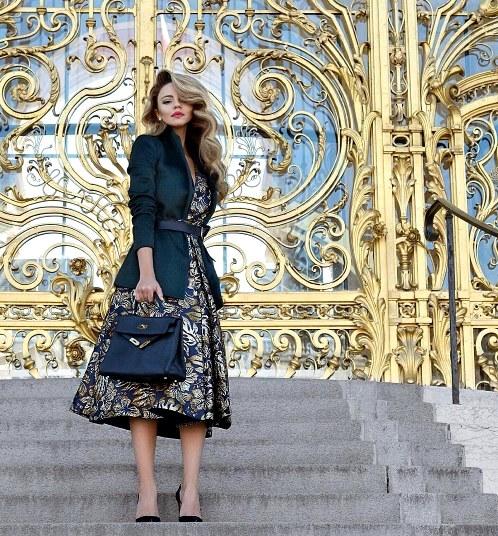 Французский шик: 20 невероятно женственных образов