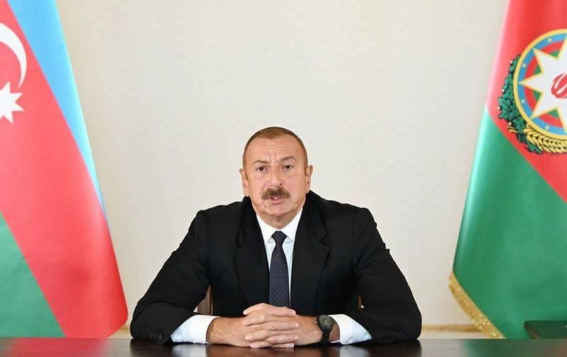 «Пашинян не виноват»: Алиев высказался по поводу виновников Карабахской войны Новости