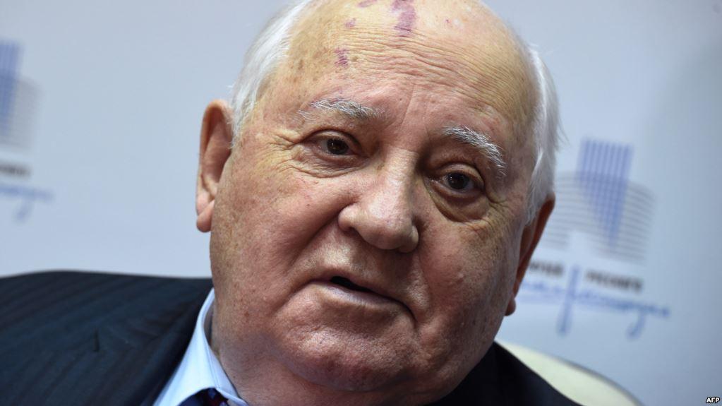 """Горбачев проанализировал деятельность Путина в журнале """"Time"""""""