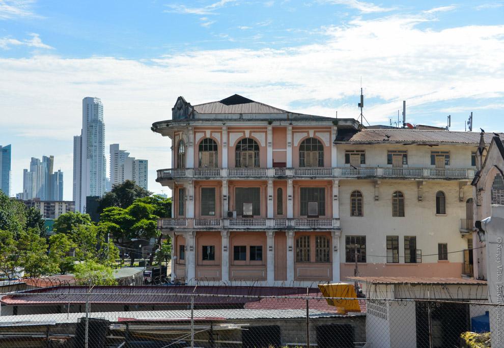 Знакомство с Панамой путешествия