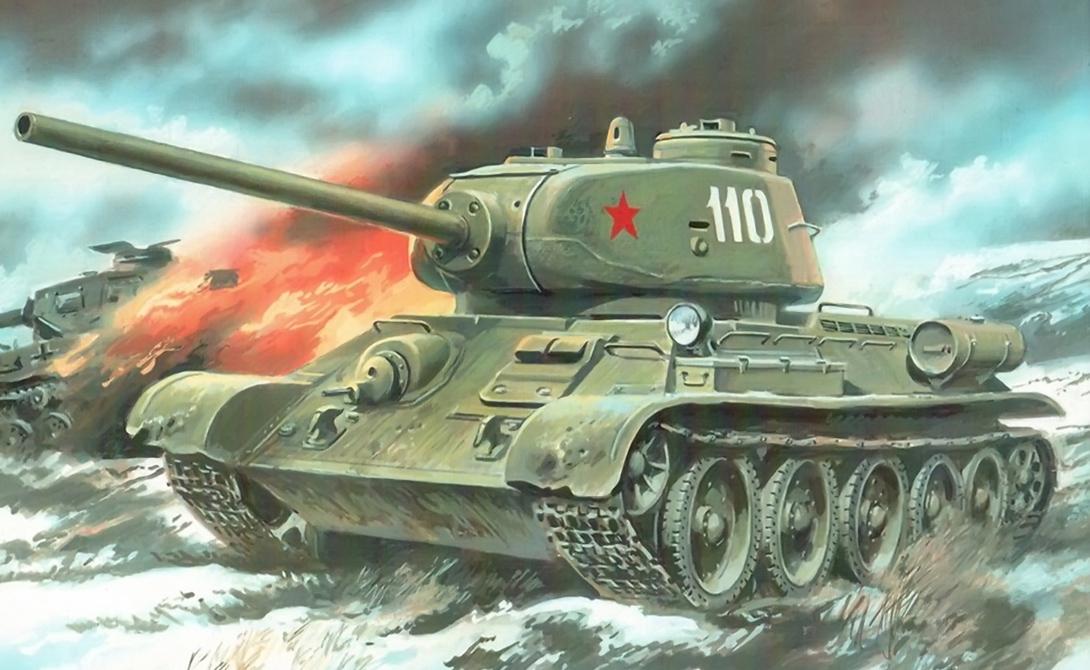 Прицел Последней «уникальной» составляющей Т-34 стал прицел. ТШ-15 и ТШ-16 конструкторы танкового отдела Харьковского завода №183 вновь позаимствовали у главных противников: это были точные аналоги немецкого TZF-12a.