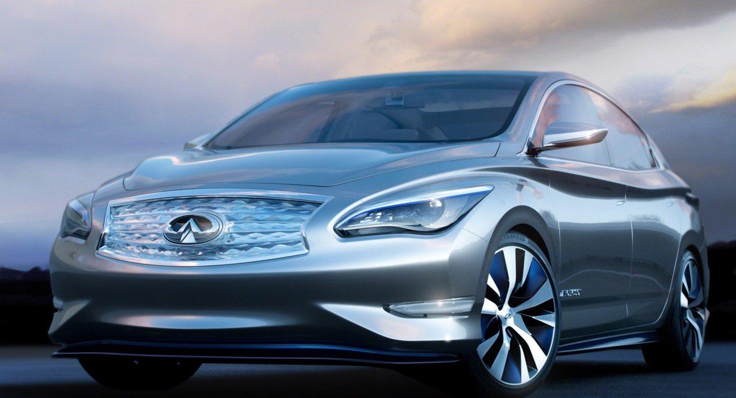 Infiniti LE – электромобиль с беспроводной зарядкой: цена, особенности, перспективы Автомобили