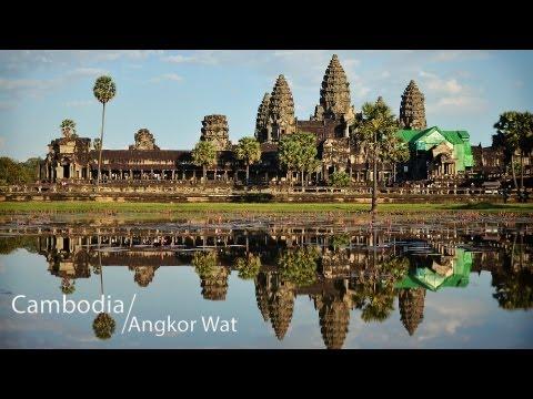 Ангкор Ват в движении
