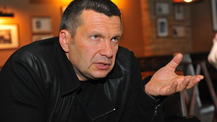 Журналист из Екатеринбурга пообещал Соловьеву «крепкого леща» по зубам