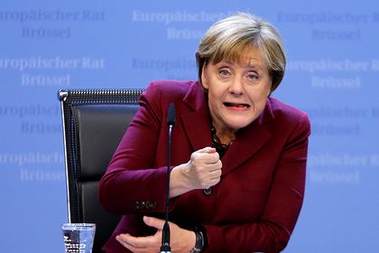 С такими вещами не шутят. Канцлер Германии «встряхнула» всю страну