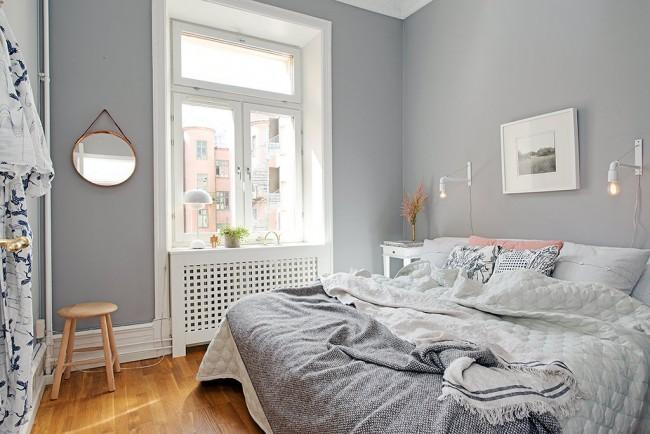 Существует множество вариантов дизайна маленькой спальни в различных стилистических направлениях и цветовых палитрах