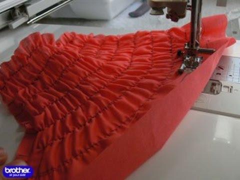 нитка резинка+как шить ниткой резинкой.резиновые нитки