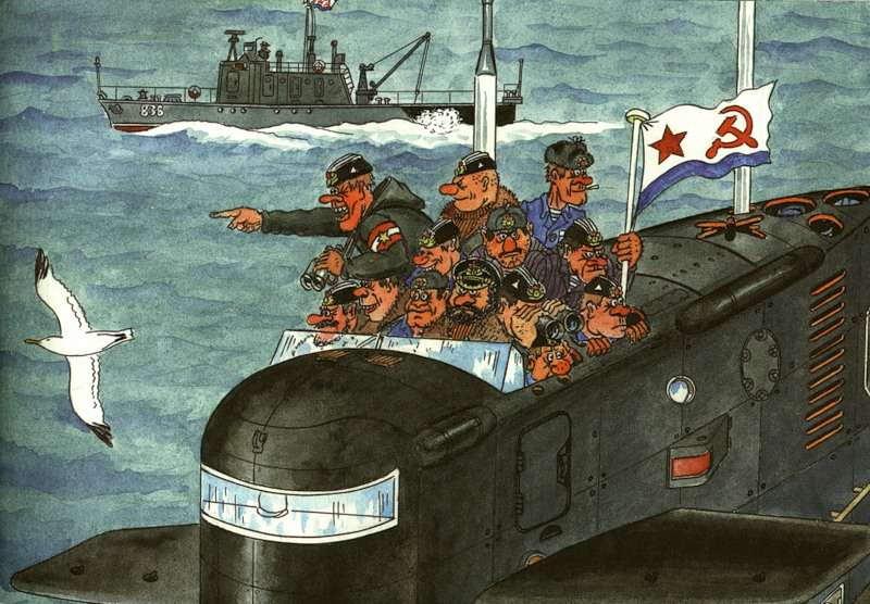 Подводные лодки на открытках, открыток спб