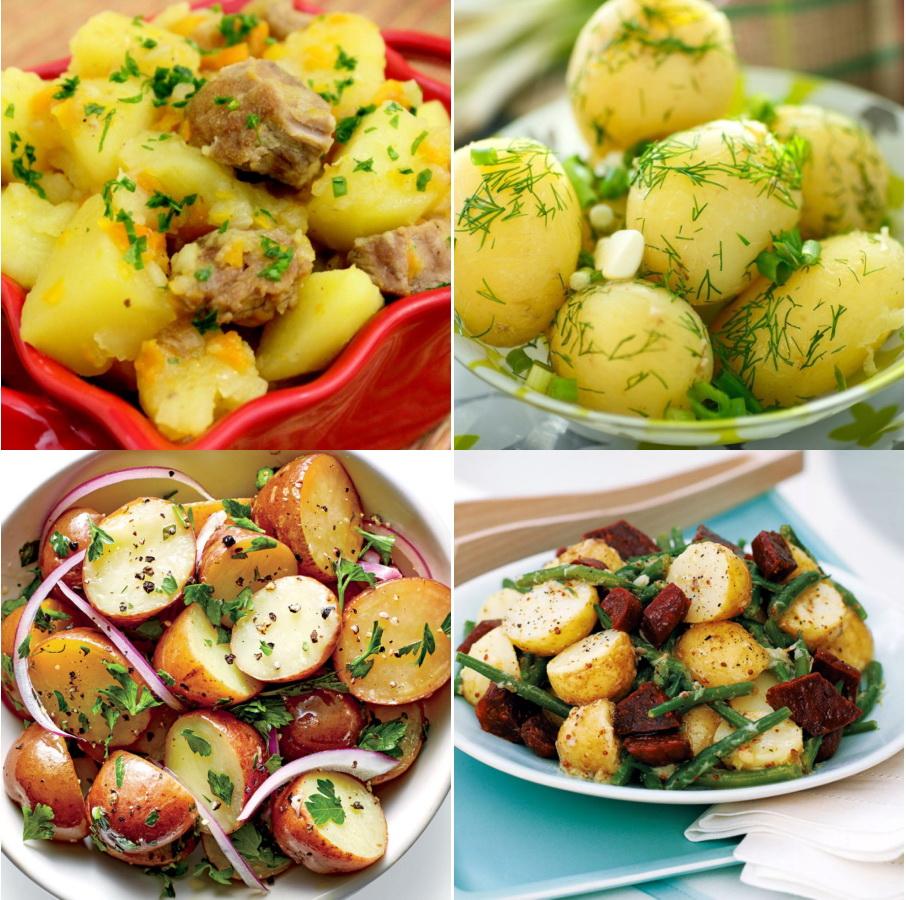 Картошка на ужин для похудения