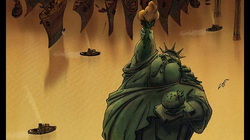 «Ложный жандарм»: газета Le Figaro объяснила причины утраты США влияния в мире