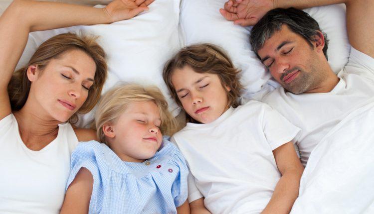 Проблемы сна у детей и подростков
