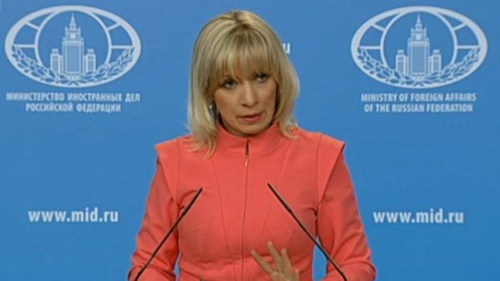 Мария Захарова ответила Мака…