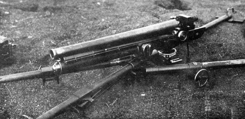 Японская противотанковая артиллерия во Второй мировой войне