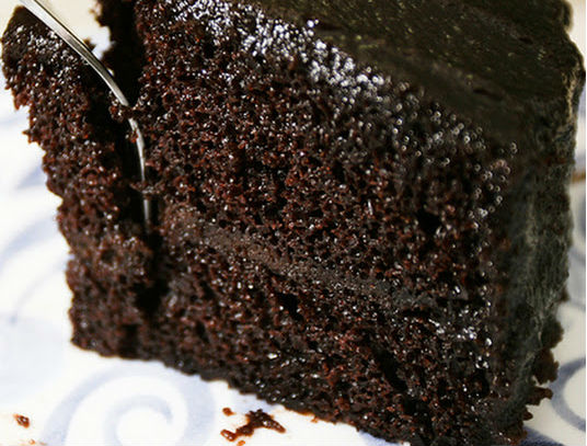 Супер шоколадный торт с глазурью. Покорит ваше сердце навсегда