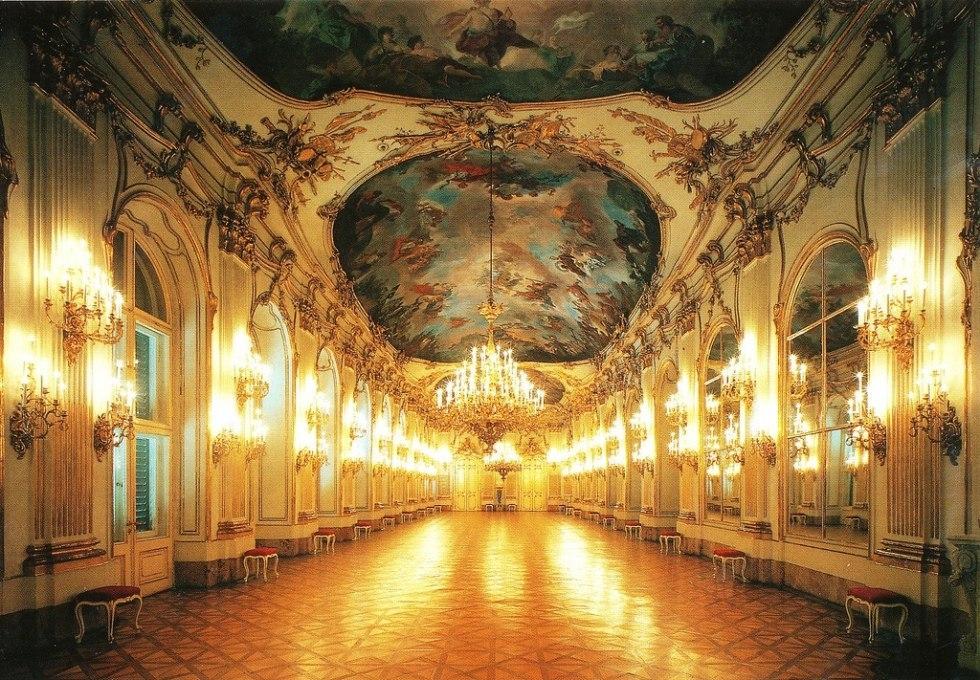 Дворец Шенбрунн: жемчужина венской архитектуры