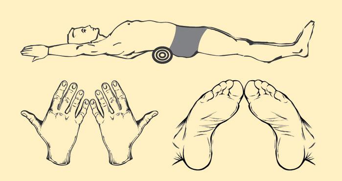 Японский метод, чтобы убрать живот и выпрямить спину – минус 4 см за 5 минут в день здоровье,упражнения