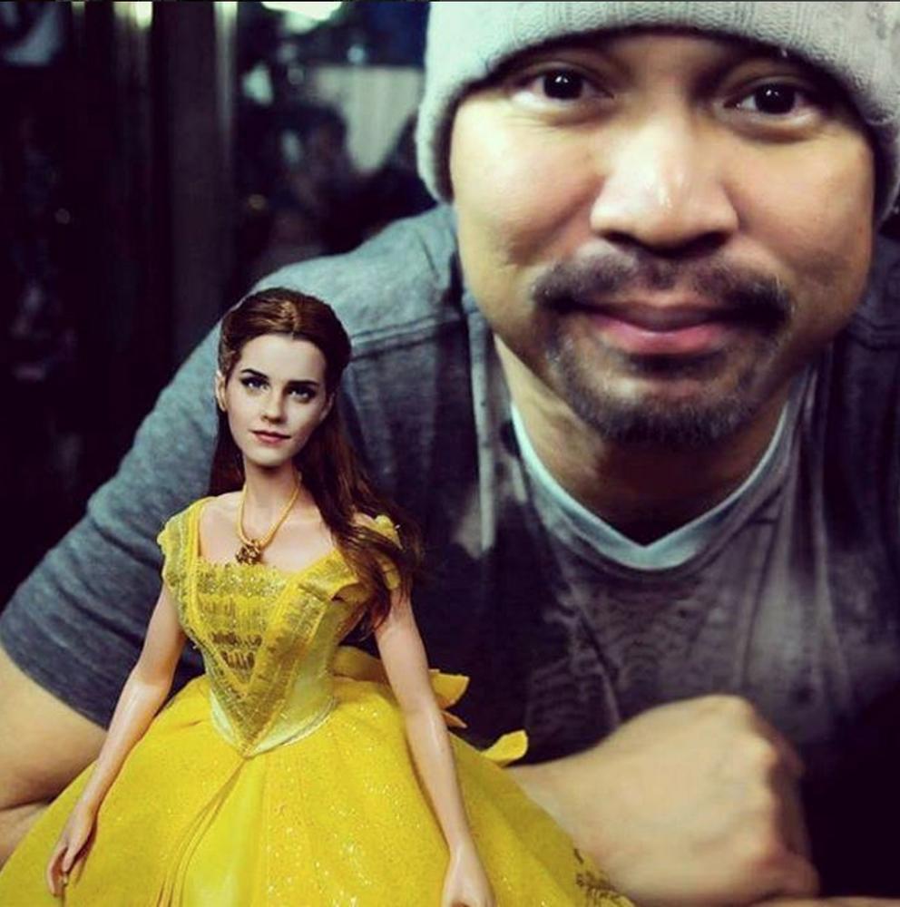 Очень реалистичные куклы филиппинского дизайнера Noel Cruz