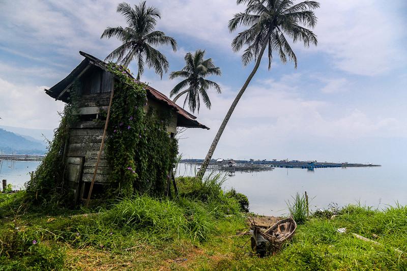 Озеро Манинджао, Суматра: неведомая страна невиданных красот