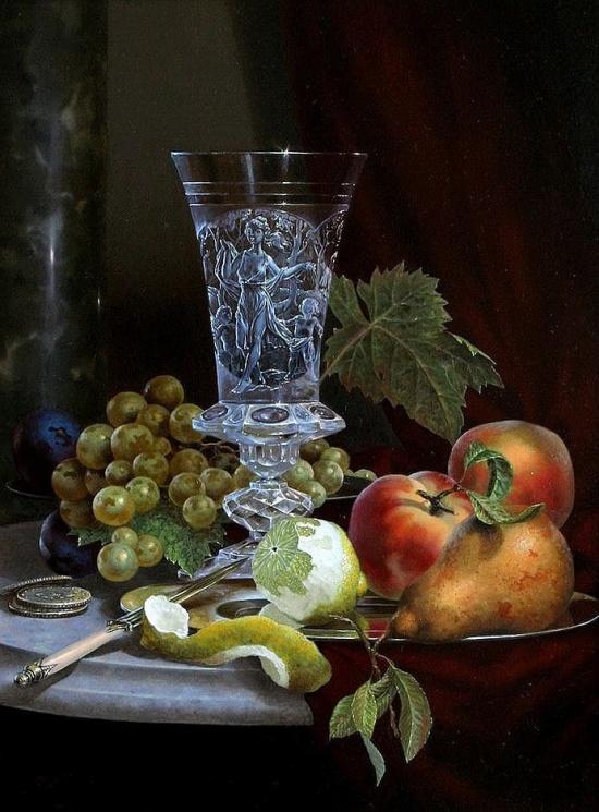 художник Gyula Boros (Дьюла Борос) картины – 06