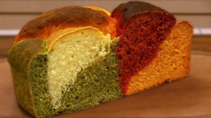 Самый вкусный австралийский овощной хлеб
