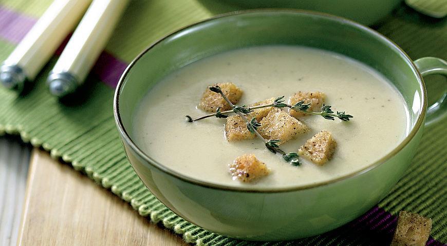 В период простуды часто готовлю суп по особому рецепту