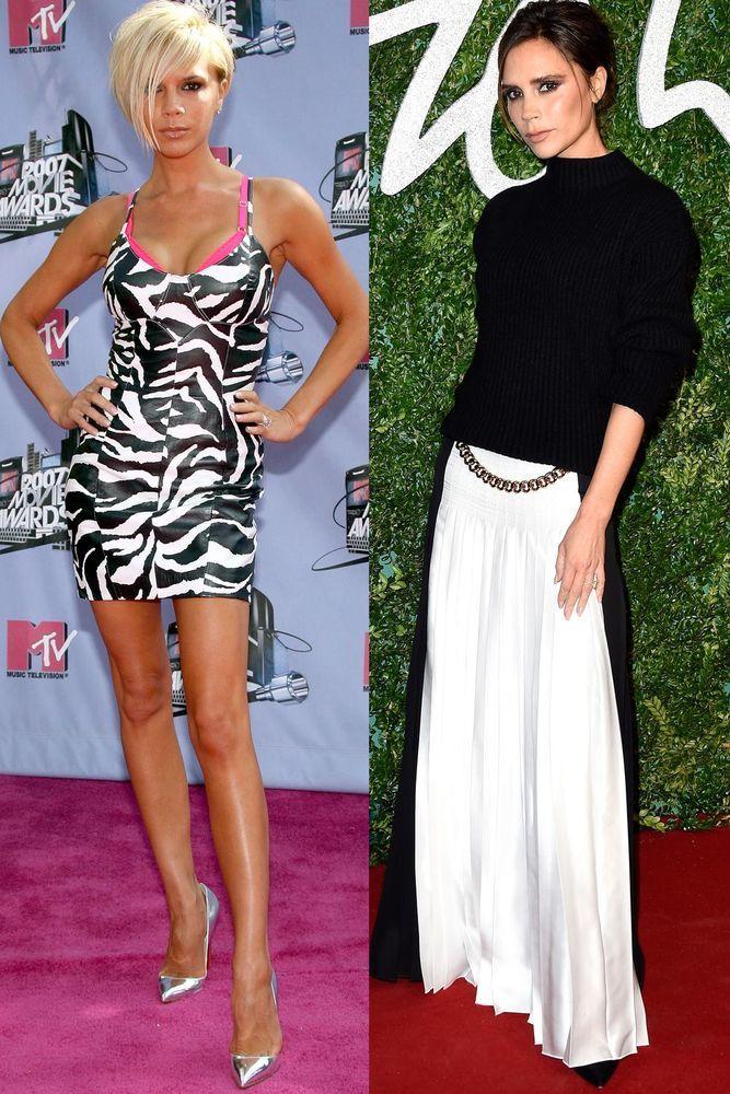 10 потрясающих «До и после»: модные преображения, фото № 9