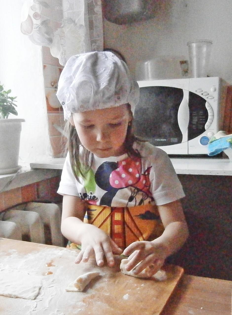 ӨЧПОЧМАК. Татарская кухня.