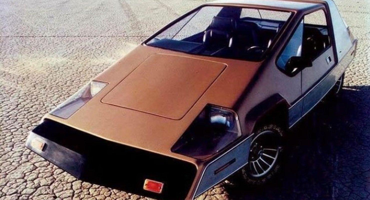 Концепты автомобилей-будущего в конце прошлого века Автомобили