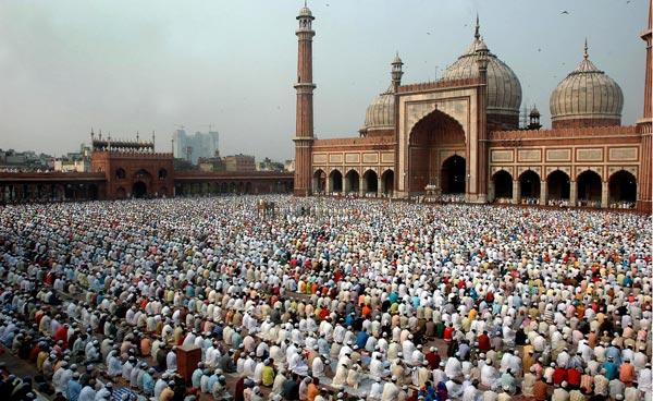 США: самой популярной религией будет Ислам