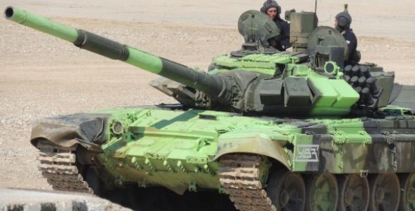 «Русские танкисты – сумасшедшие!»