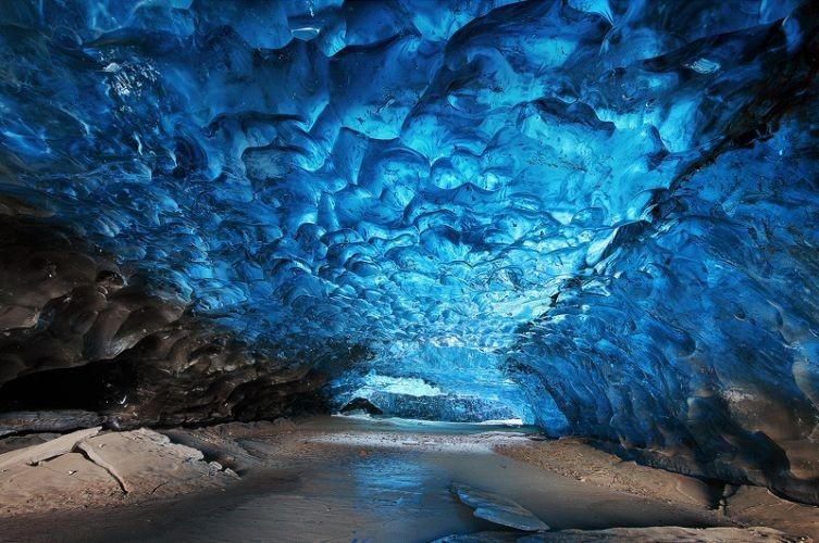12. Кунгурская пещера природа, россия, чудеса