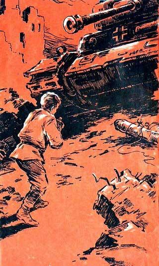 Подвиг 15-летнего солдата в Сталинграде