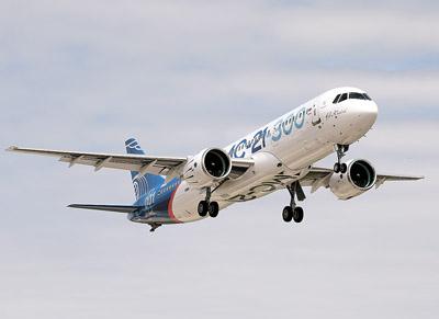 МС-21 – в воздухе! На очереди – Ту-334
