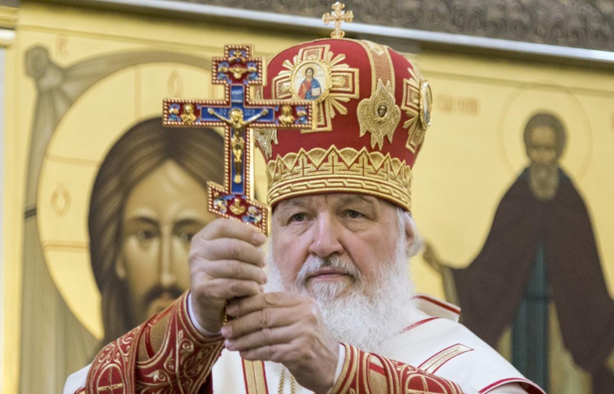 Патриарх Кирилл предупредил молодёжь о «зарастании мозгов жиром» без пропаганды подвигов
