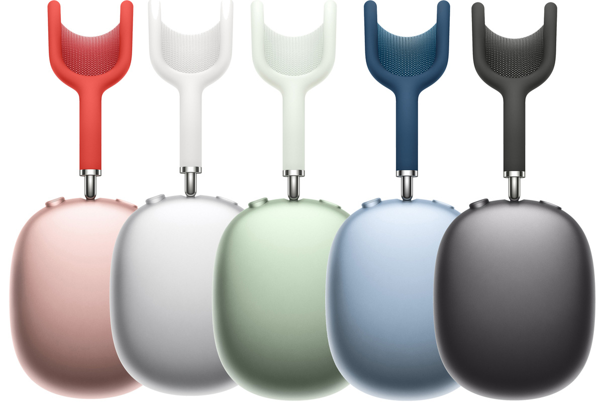 Apple планирует выпустить бюджетную версию наушников AirPods Max apple,новости,статья