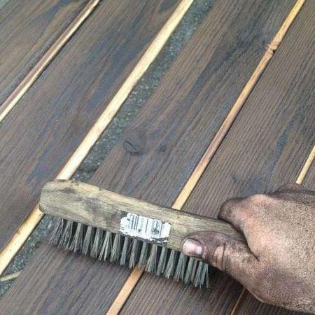 Необычный японский метод обработки древесины мужское хобби