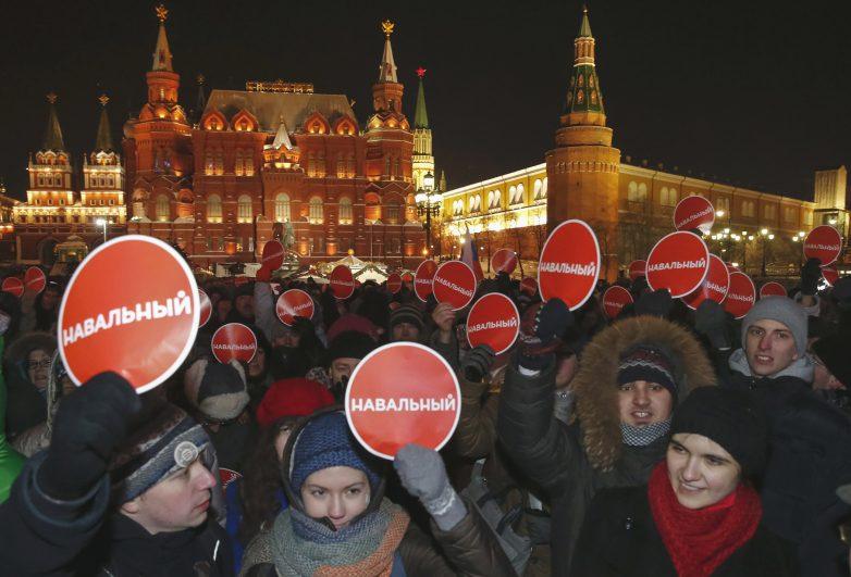 В Кремле решили начать кампа…