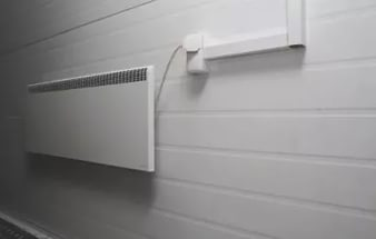 Электрическое отопление на даче