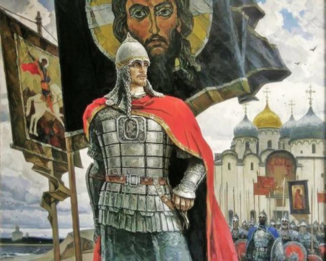 6 декабря - День великого князя Александра Невского.