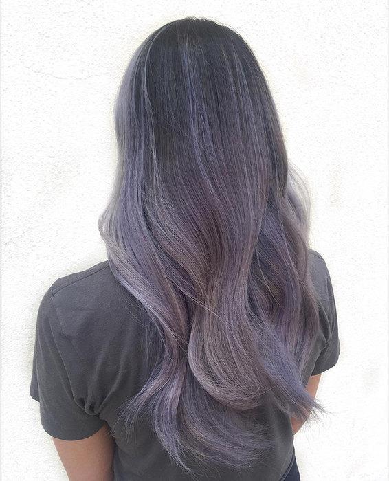 10 модных оттенков волос, о …