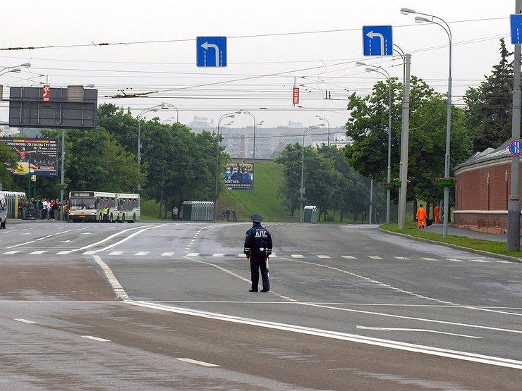 ГИБДД будет массово штрафовать водителей на «зебрах» даже в отсутствие пешеходов