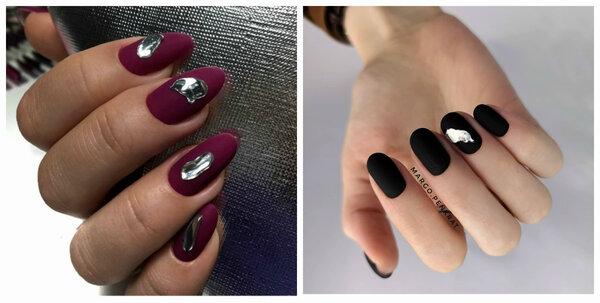 Источники фото - слева: instagram.com/andreeva.nail.bar31 справа instagram.com/margo.penkrat