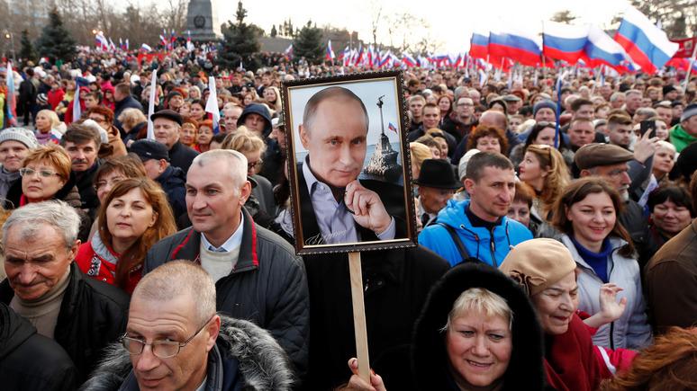 Washington Post: Путина запо…