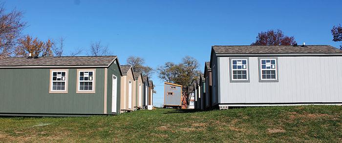 Бесплатное жилье для бездомных ветеранов