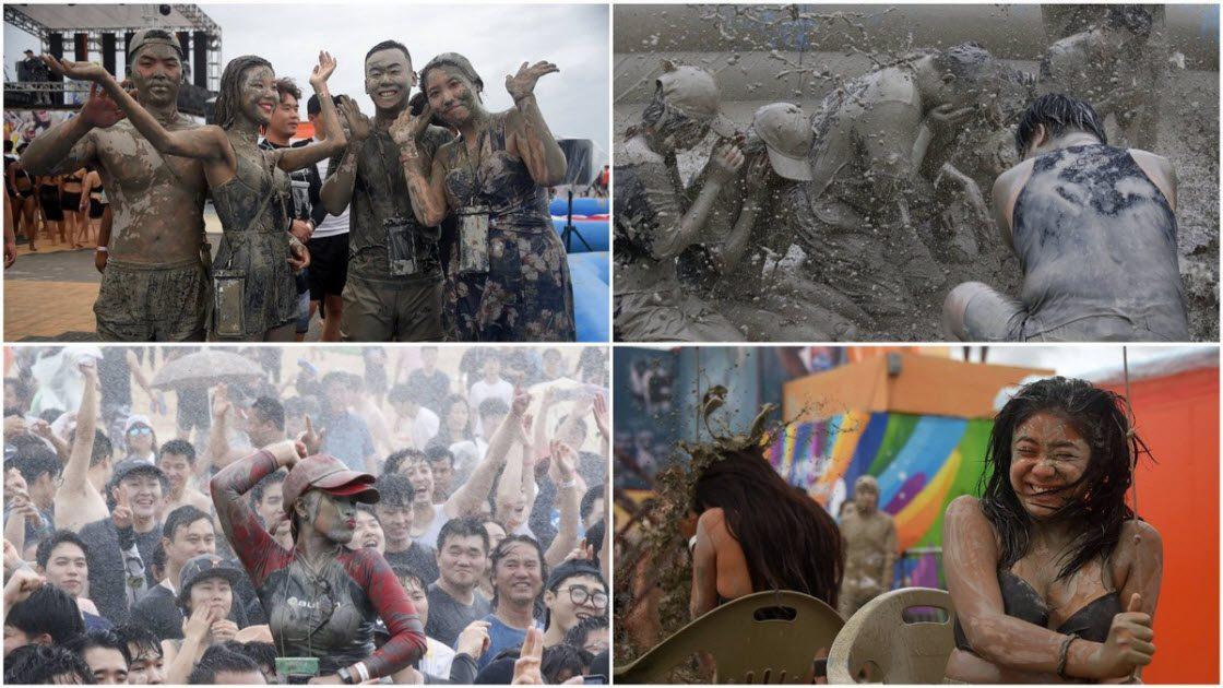 Фестиваль грязи в Порёне 2019