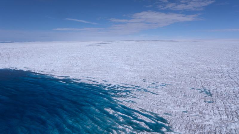 Гренландский ледяной щит география, интересное, первооткрыватели, планета земля