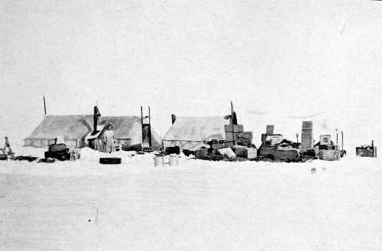 Лагерь колонистов Ада Блэкджек, арктика, интересно, история, познавательно, факты